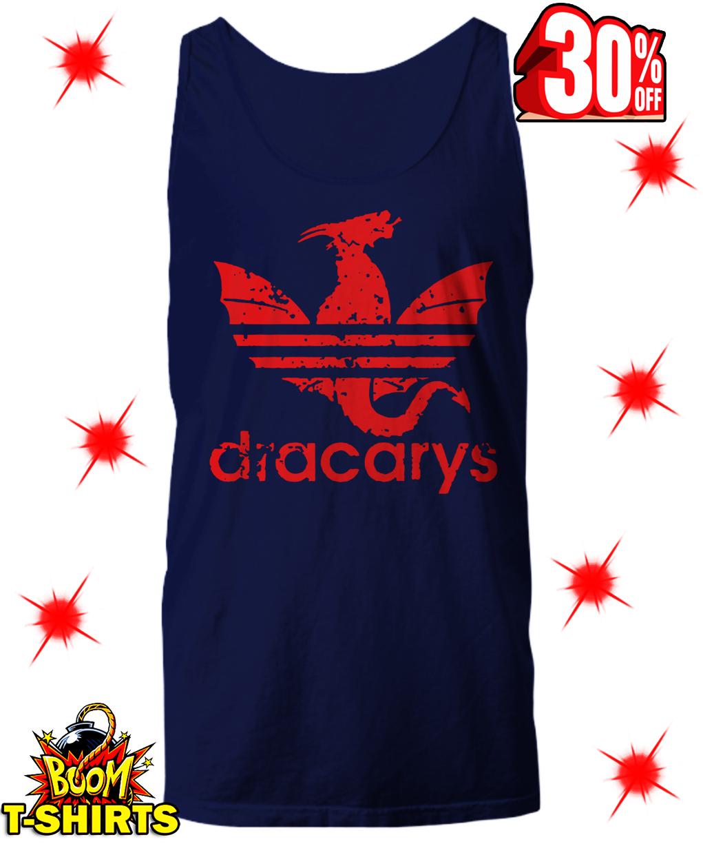 Dracarys Adidas tank top