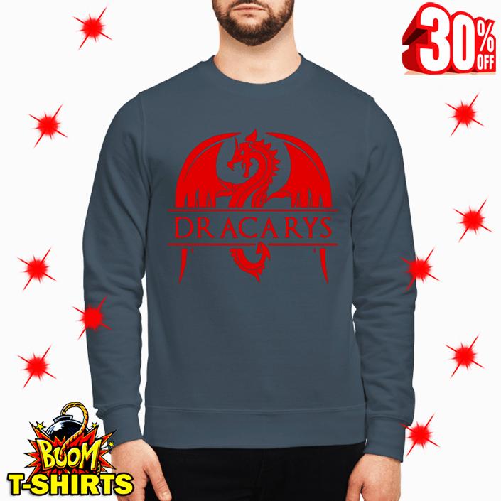 Dracarys Game Of Thrones Dragon sweatshirt