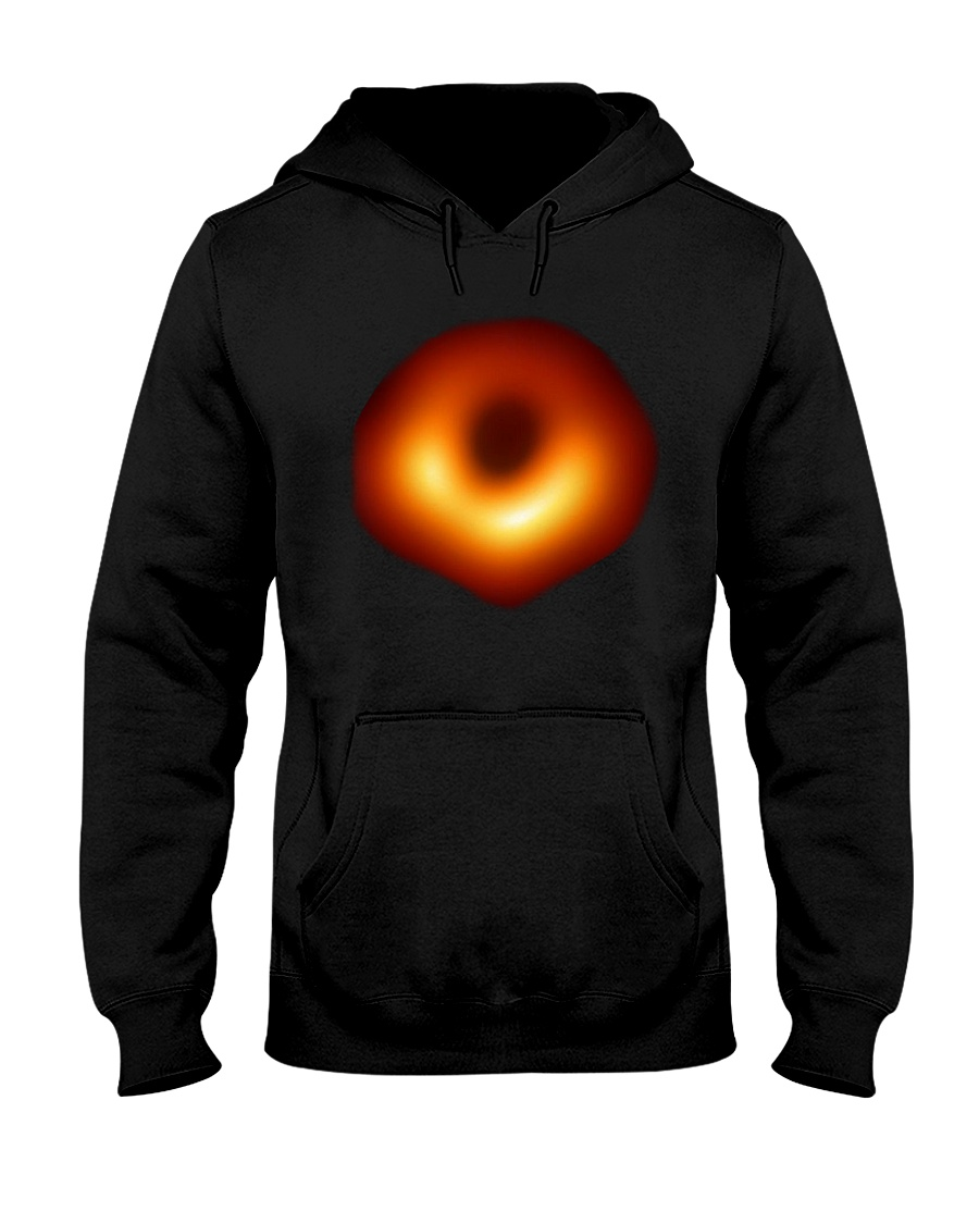 EHT Black Hole 2019 hooded sweatshirt