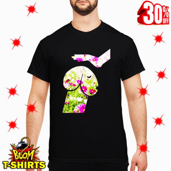 Floral Dickhead Dog Noma Bar Mans True Best Friend shirt