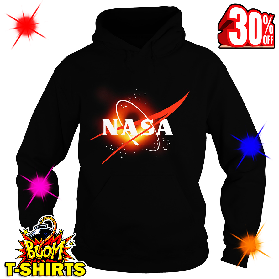 NASA First Image Of A Black Hole 2019 hoodie