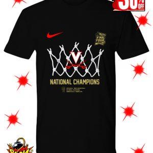 Nike Virginia Cavaliers 2019 Men's Basketball National Champions Locker shirt