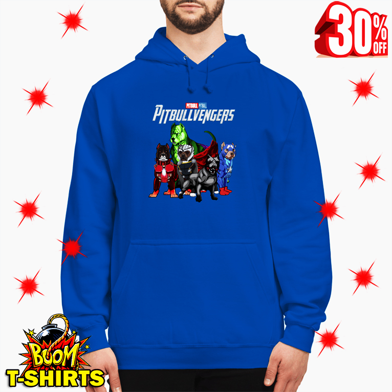 Pitbull Pitbullvengers hoodie