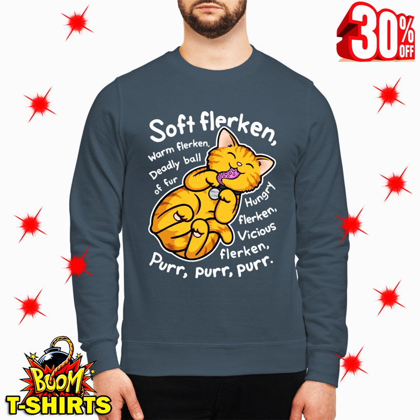 Soft Flerken Warm Flerken Deadly Ball Of Fur Shirt sweatshirt