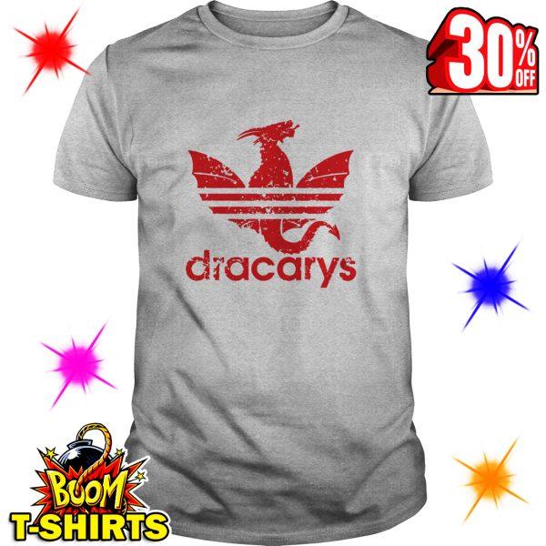 Vintage Dracarys Adidas shirt