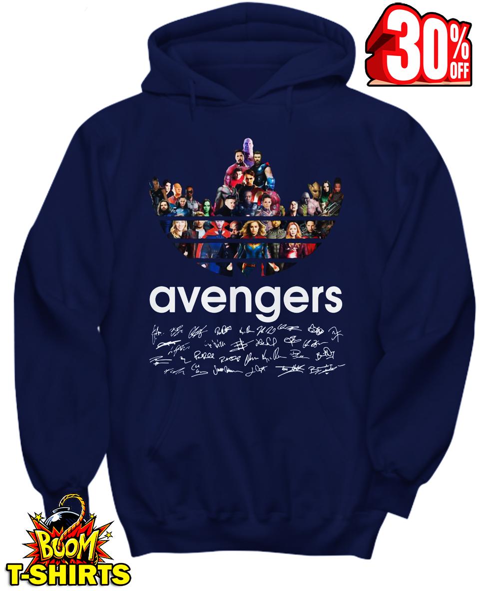 Adidas Avengers Signatures hoodie