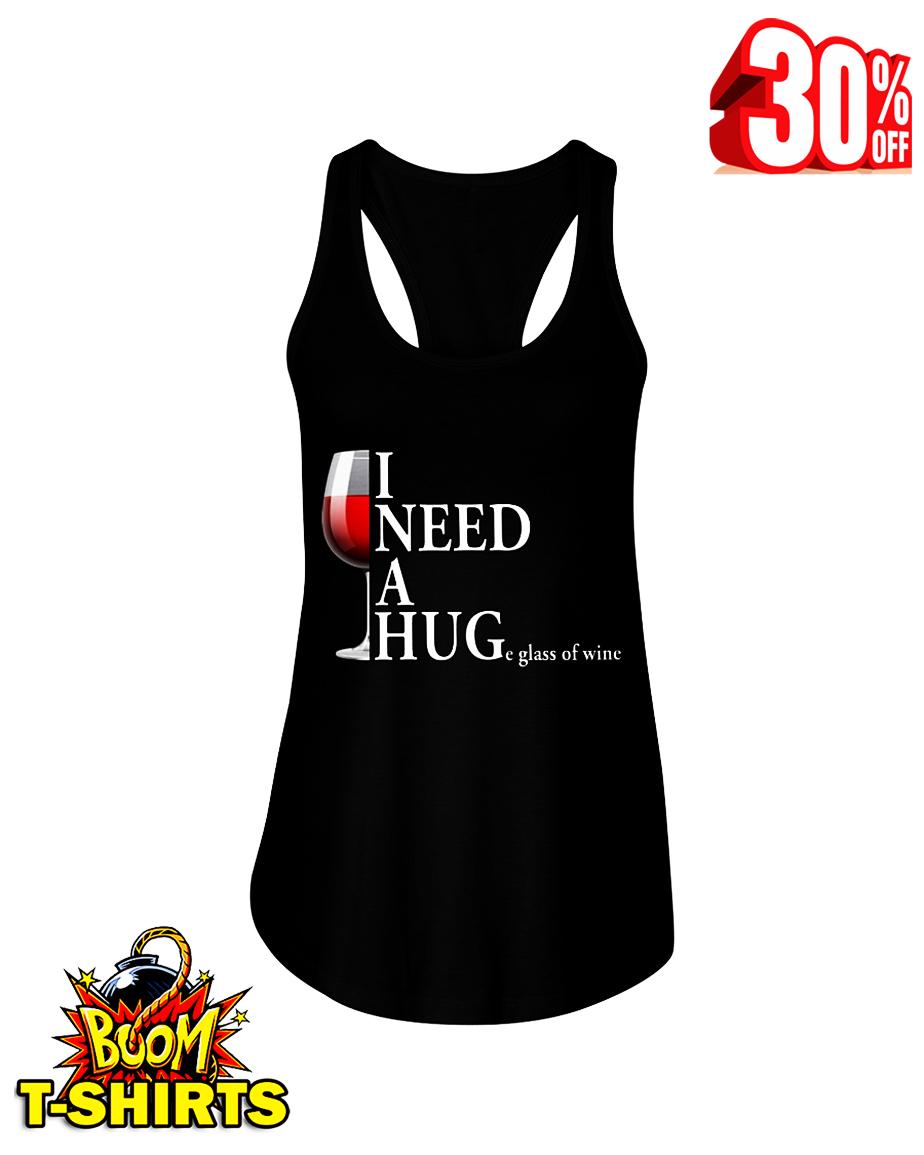 I NEED A HUGe glass ò wine flowy tank