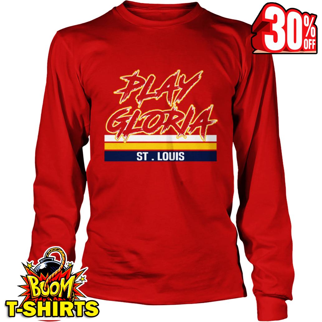 Play Gloria St.Louis long sleeve tee