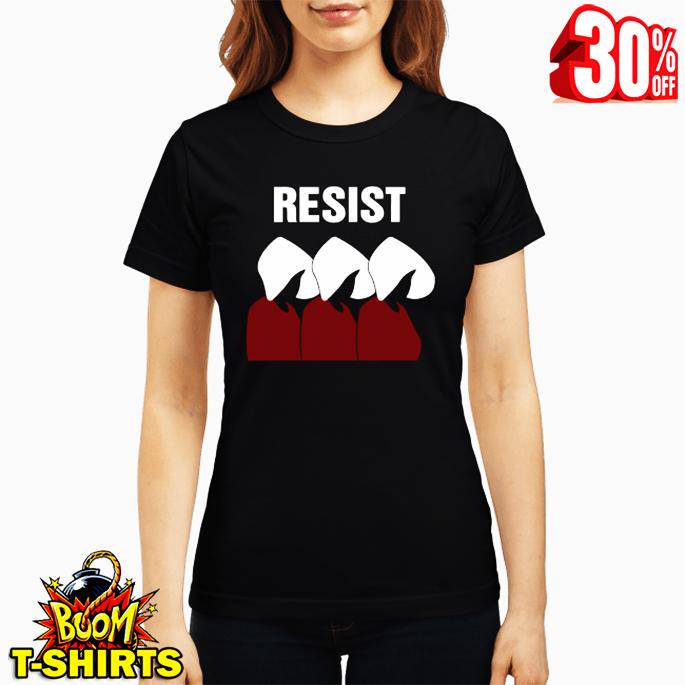 Resist The Handmaid's Tale shirt