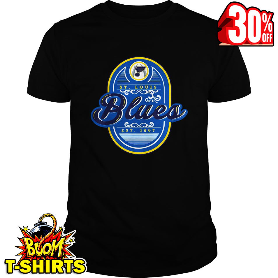 St Louis Hockey 2019 We Want The Cup Playoffs shirt