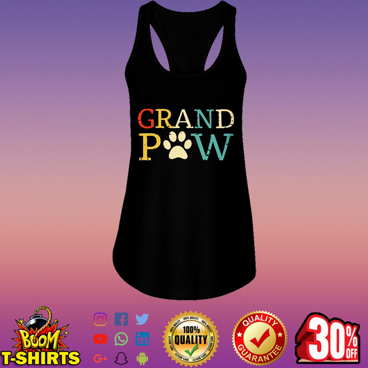 Grand Paw flowy tank