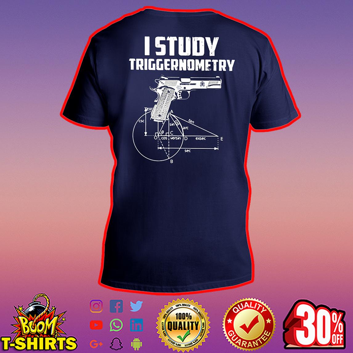 I Study Triggernometry v-neck