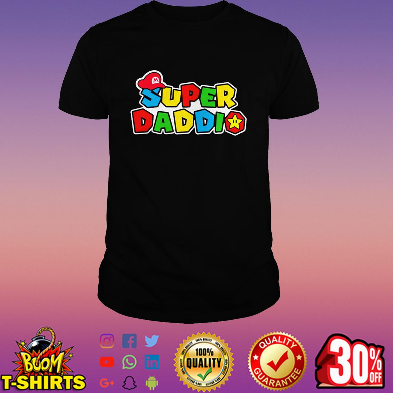 Super Daddio shirt