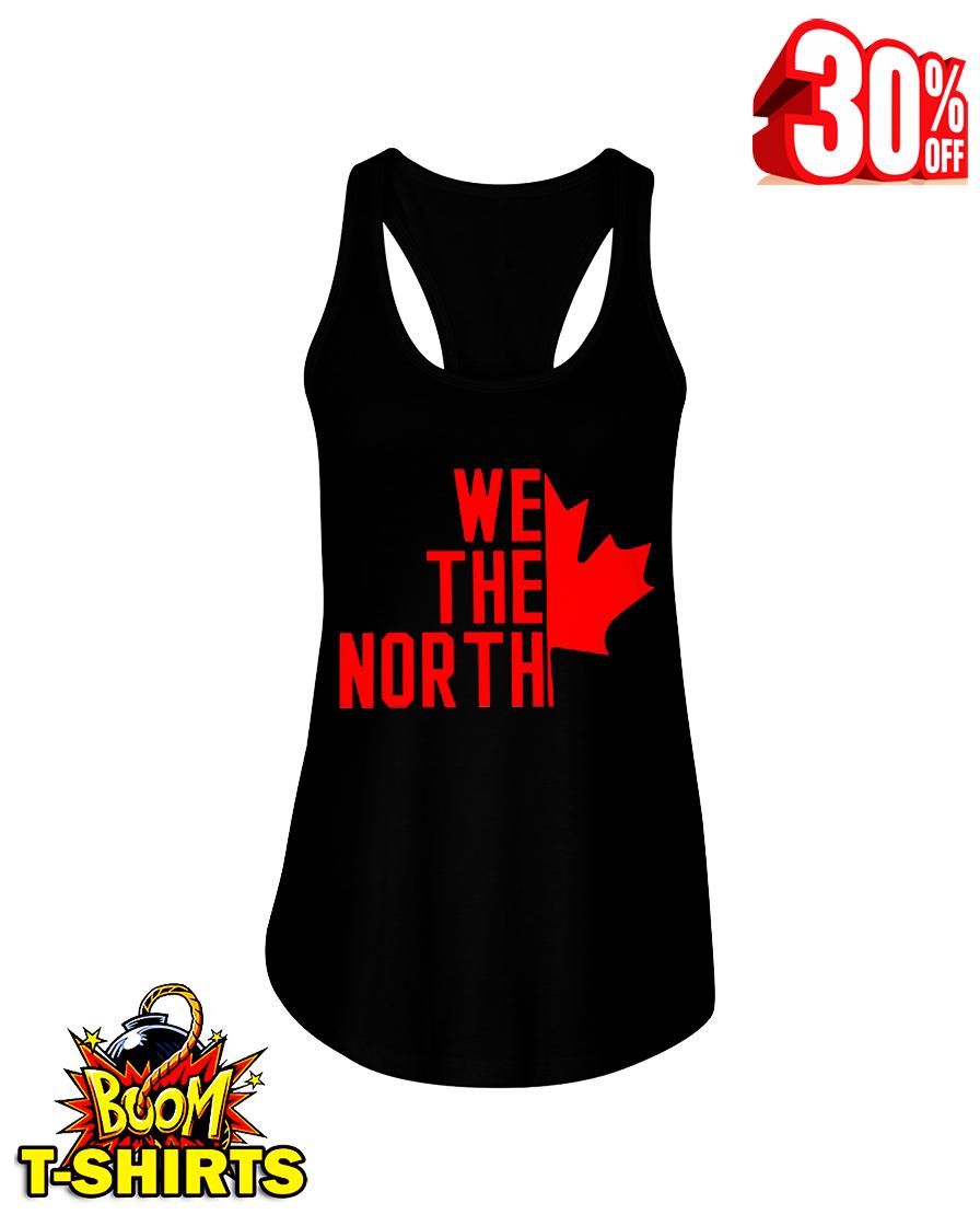 We the north Canada flowy tank