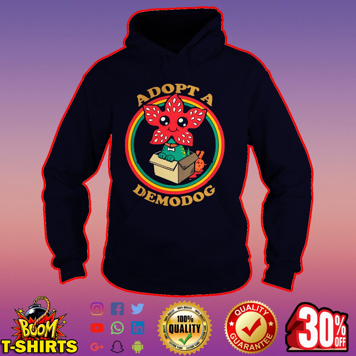 Adopt a demodog Stranger Things hoodie