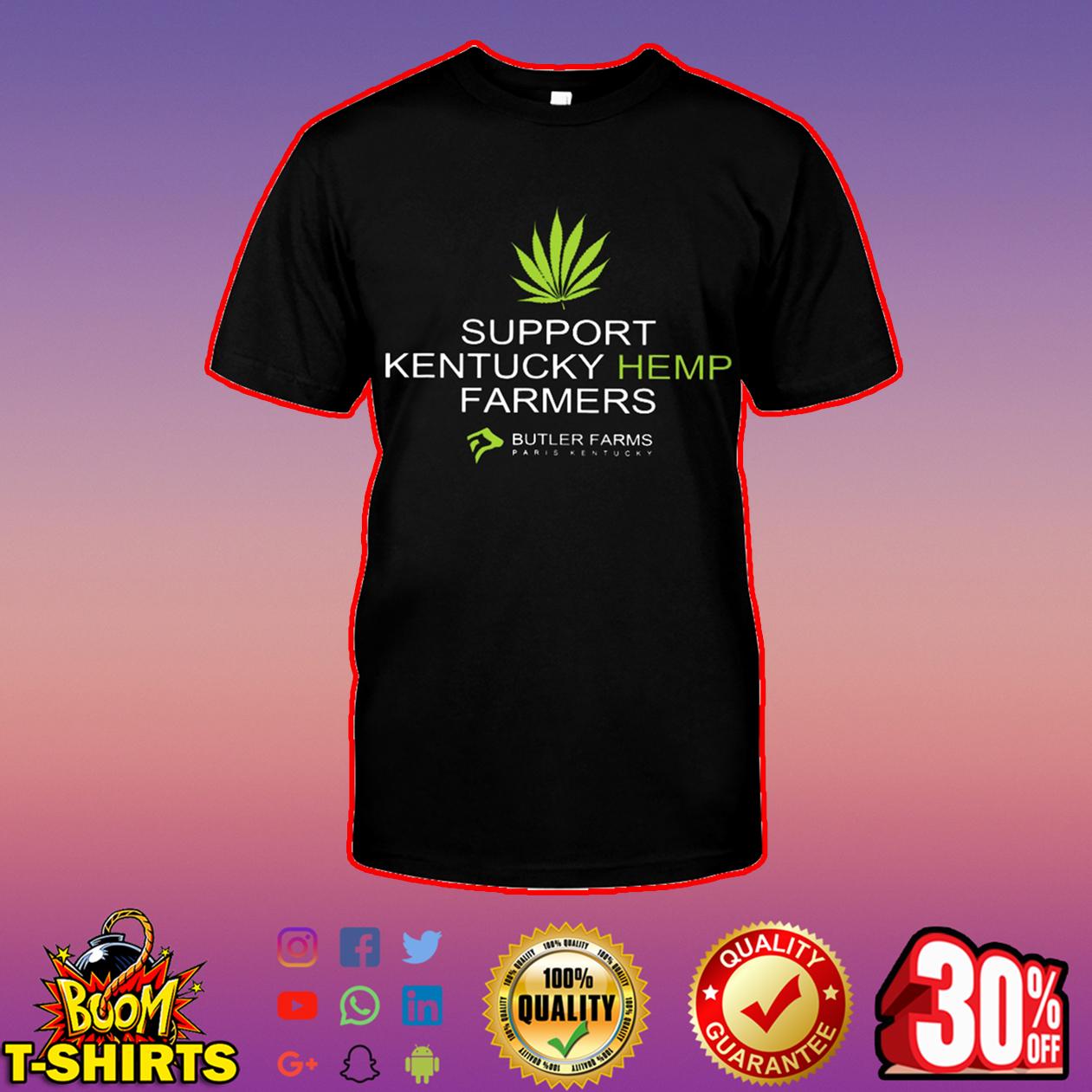 Support Kentucky Hemp Farmers shirt