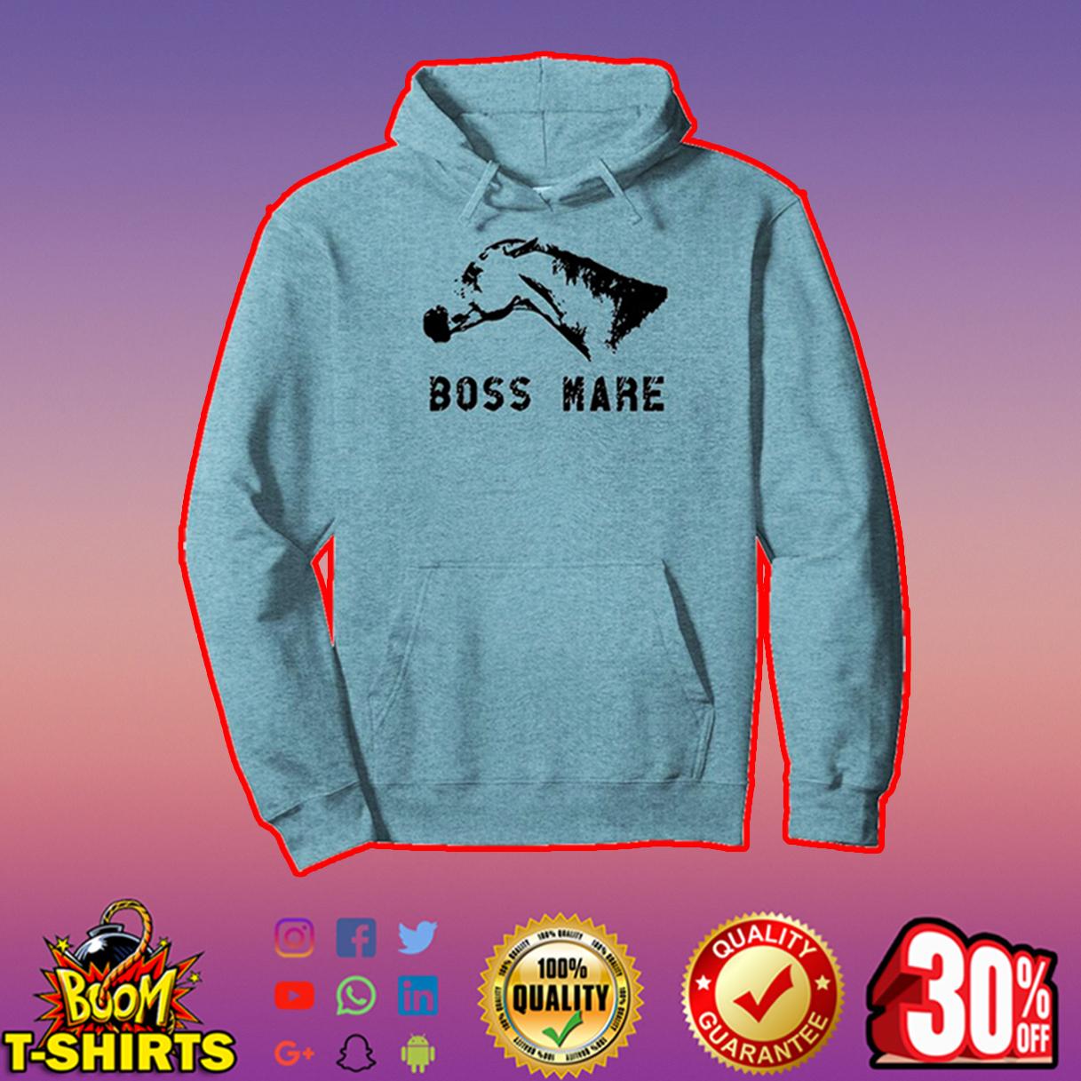 Boss mare hoodie