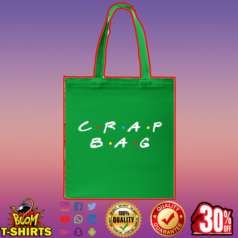 Crap bag Tote bag - green
