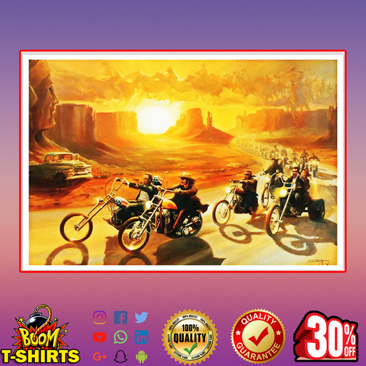 Easy Rider poster
