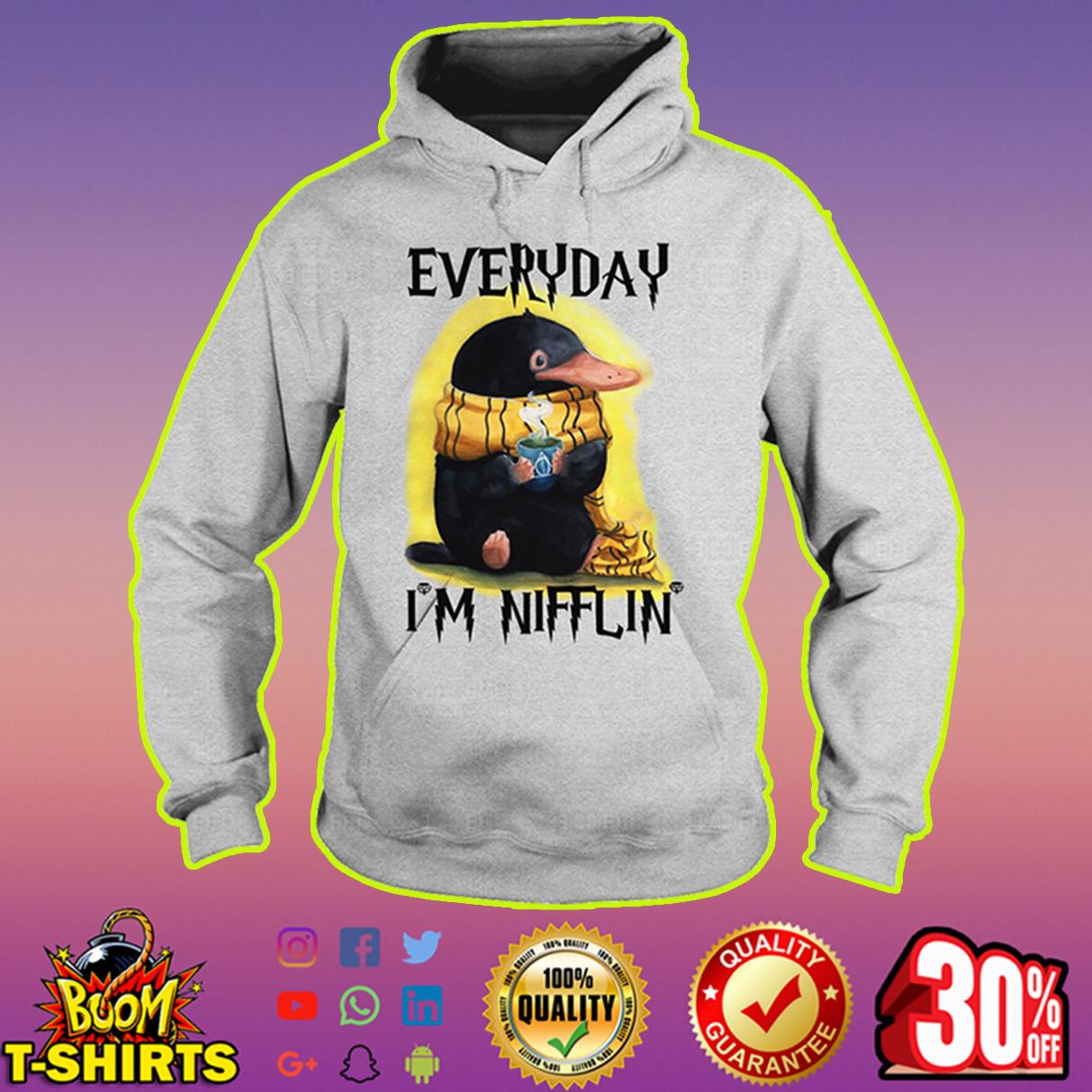 Everyday I'm nifflin' hoodie