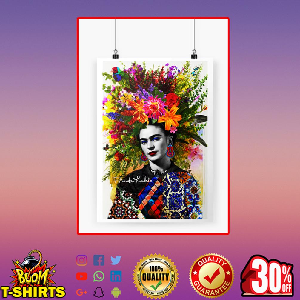 Gitana Frida poster A1 (594 x 841mm)