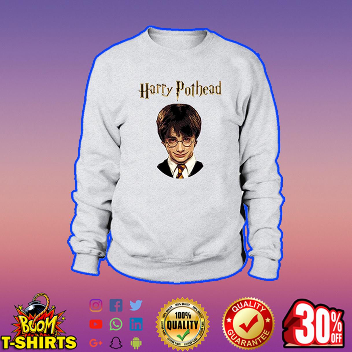Harry Pothead sweatshirt