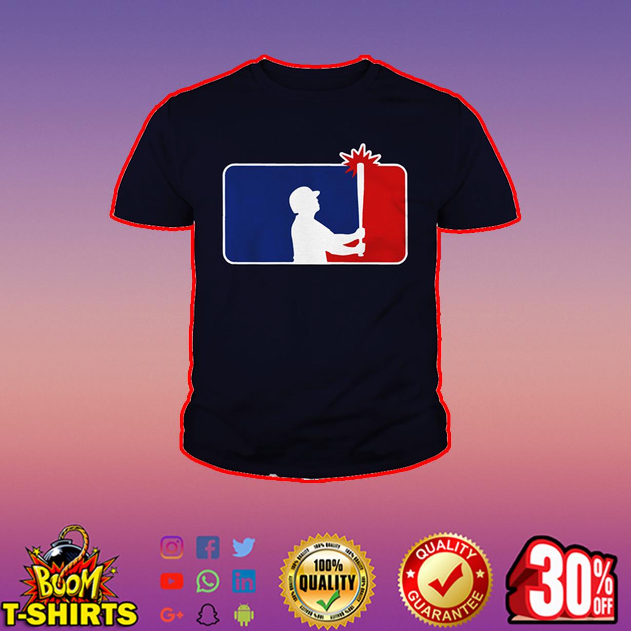 Let Brett Bang MLB youth tee