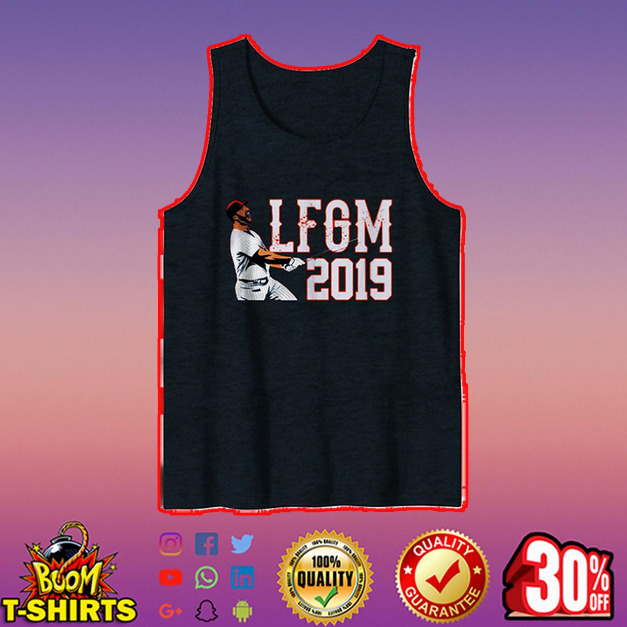 Pete Alonso LFGM 2019 tank top