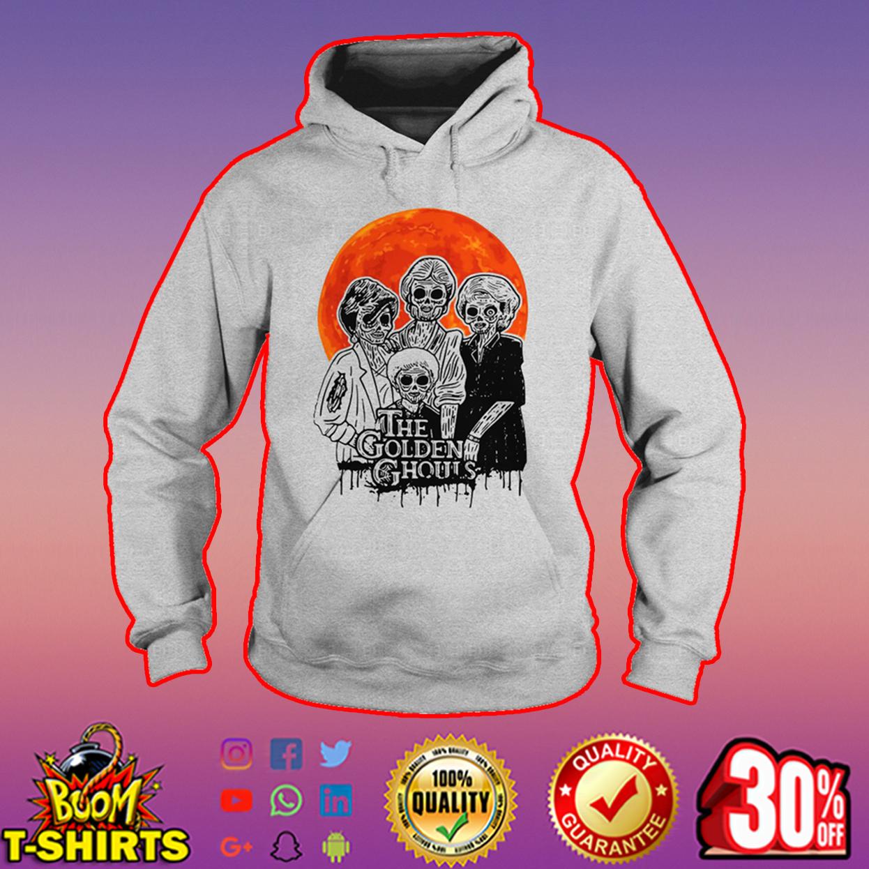 The Golden Ghouls hoodie
