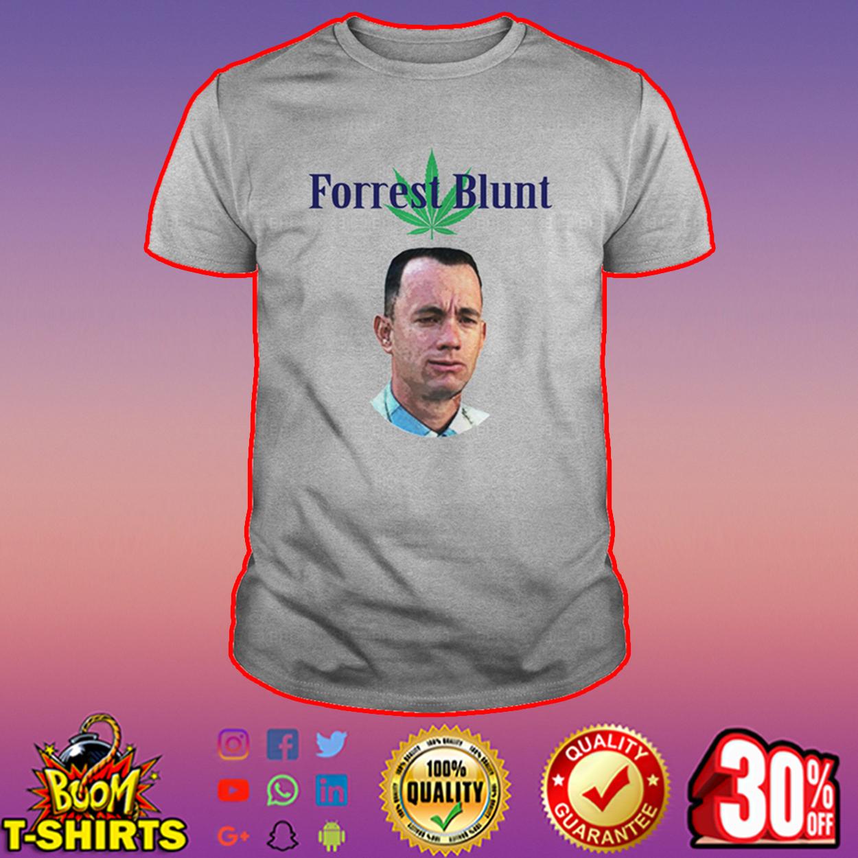 Tom Hanks Forrest blunt shirt