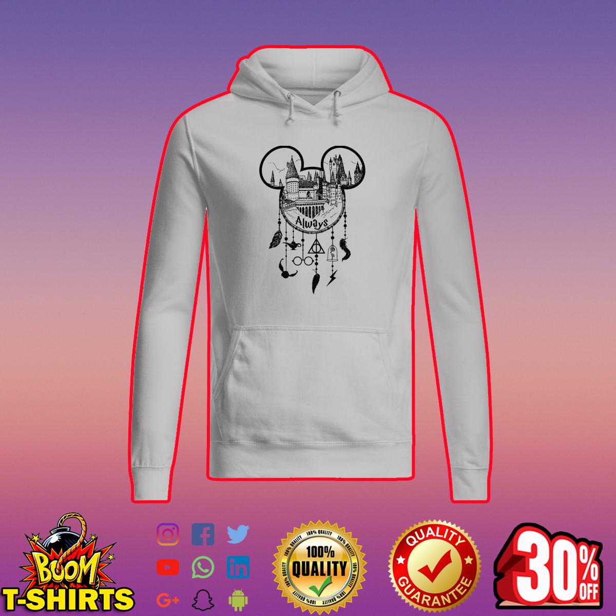 Always Disney Dreamcatcher hoodie
