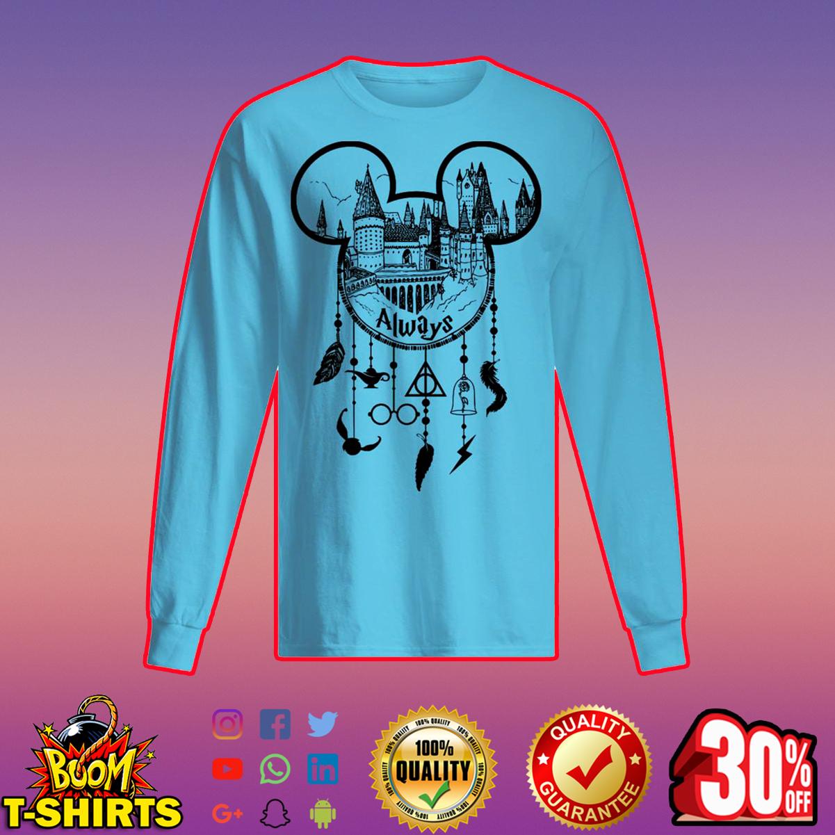 Always Disney Dreamcatcher long sleeved t-shirt
