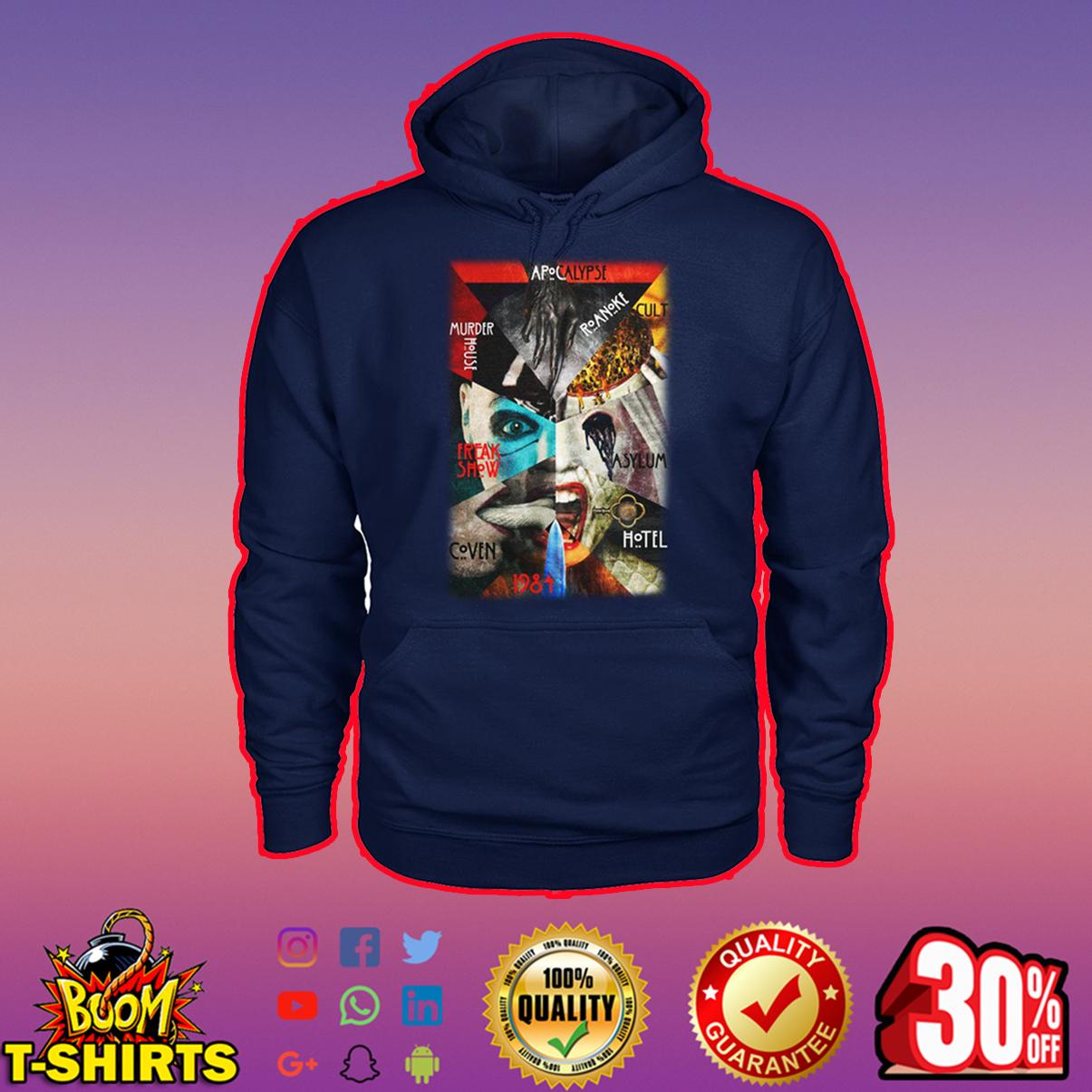 American Horror Story All Season hoodie