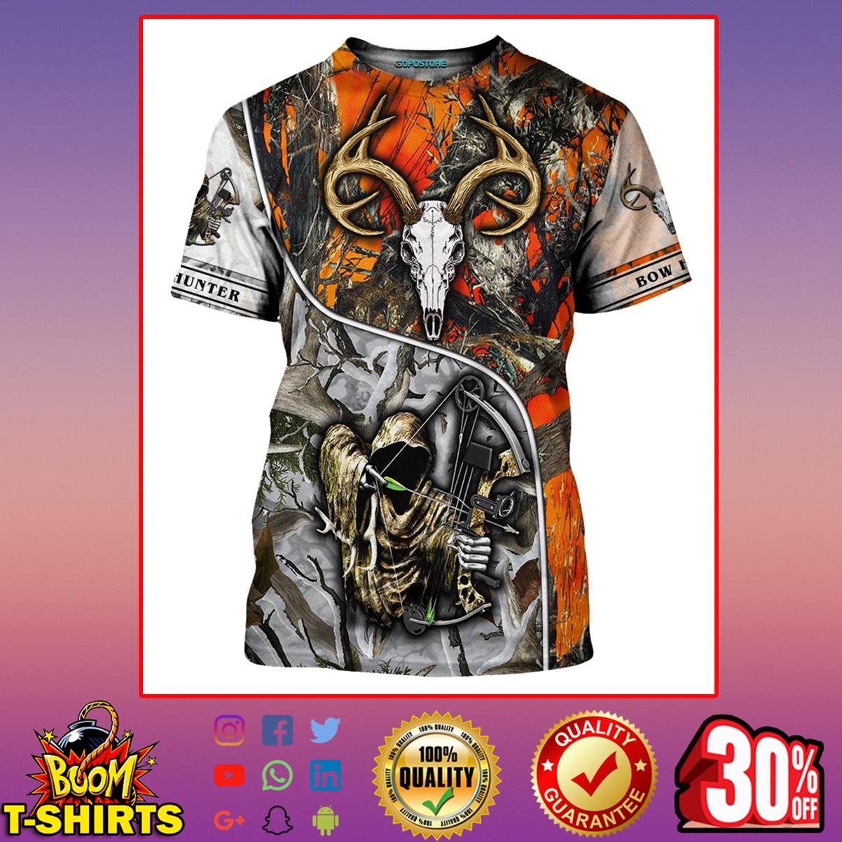 Bow Hunter 3d t-shirt