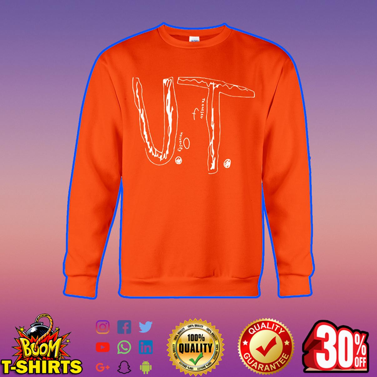 Bullied Boy University of Tennessee sweatshirt