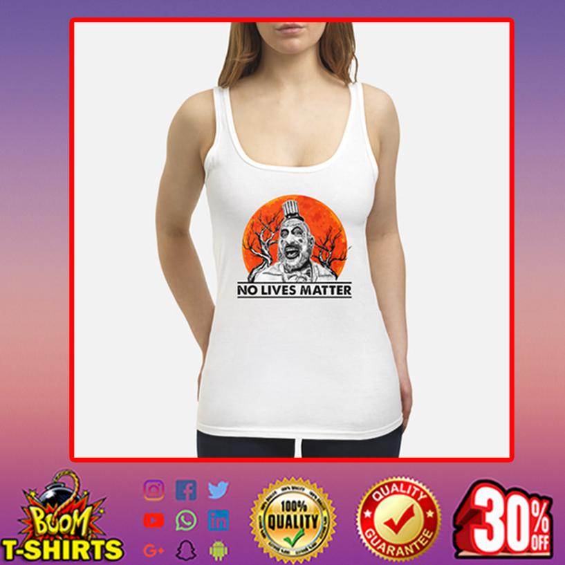 Captain Spaulding no lives matter v-neck