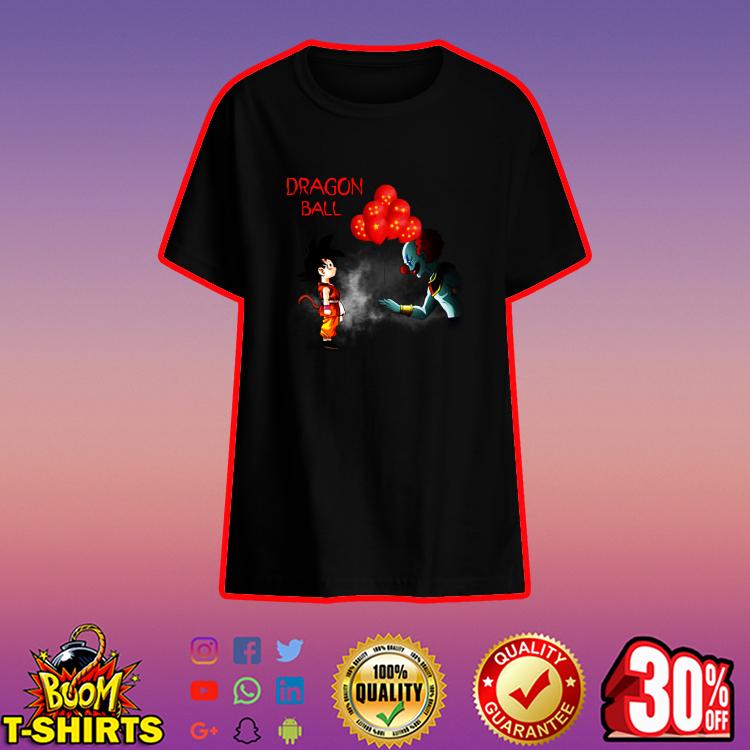 Goku Dragon ball IT kids t-shirt