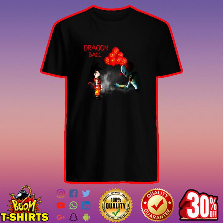 Goku Dragon ball IT shirt
