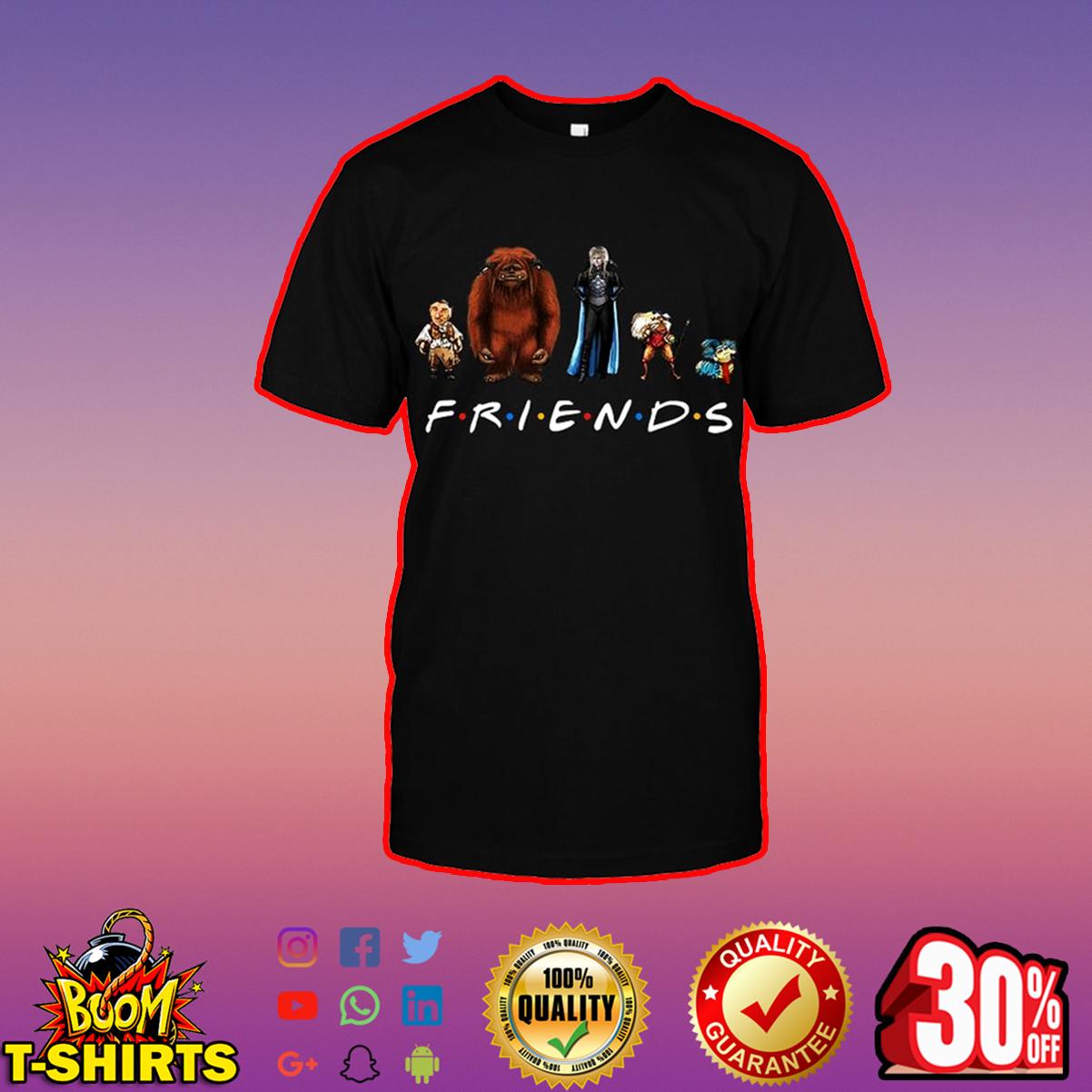 Labyrinth friends shirt
