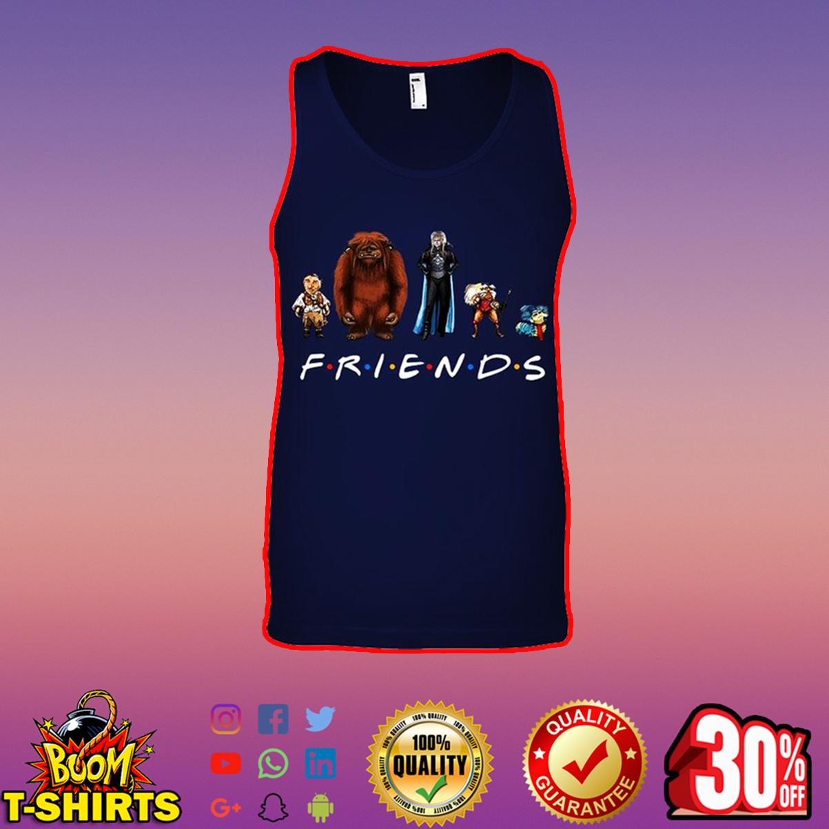 Labyrinth friends tank top