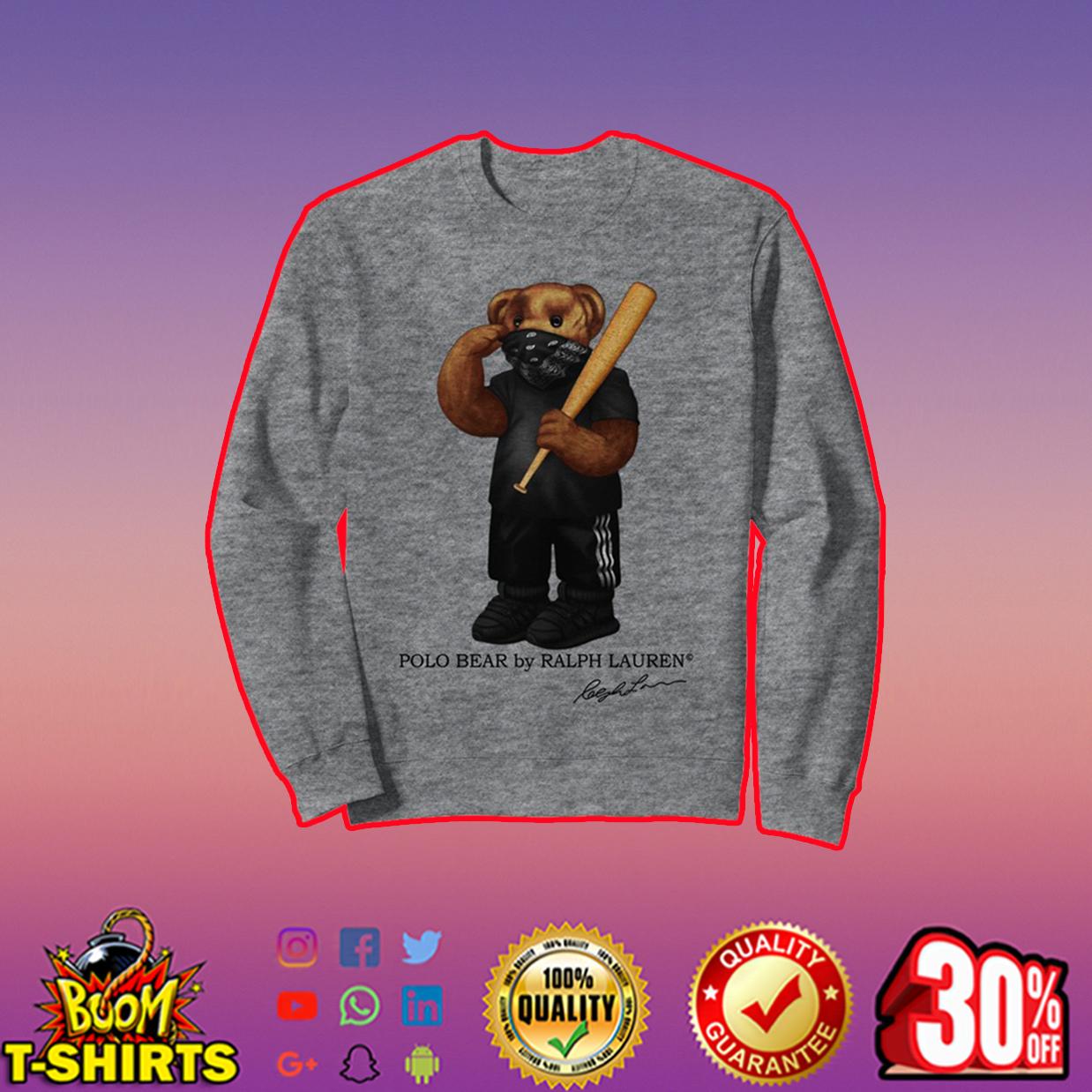 Polo Bear by Ralph Lauren Signature sweatshirt