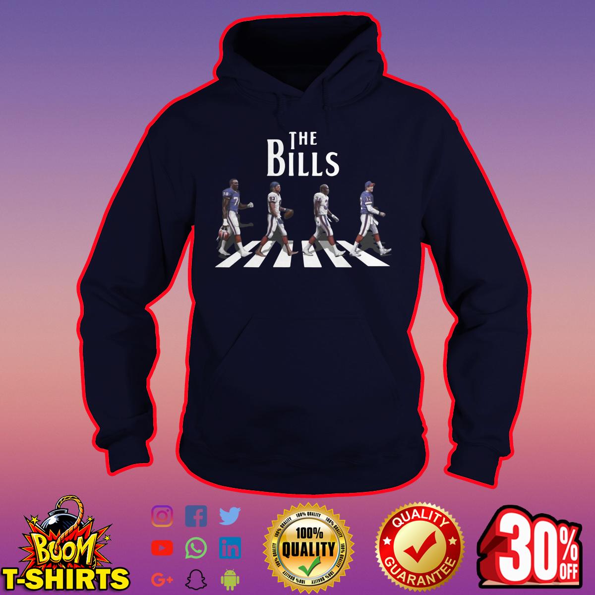 The Bills Abbey Road hoodie