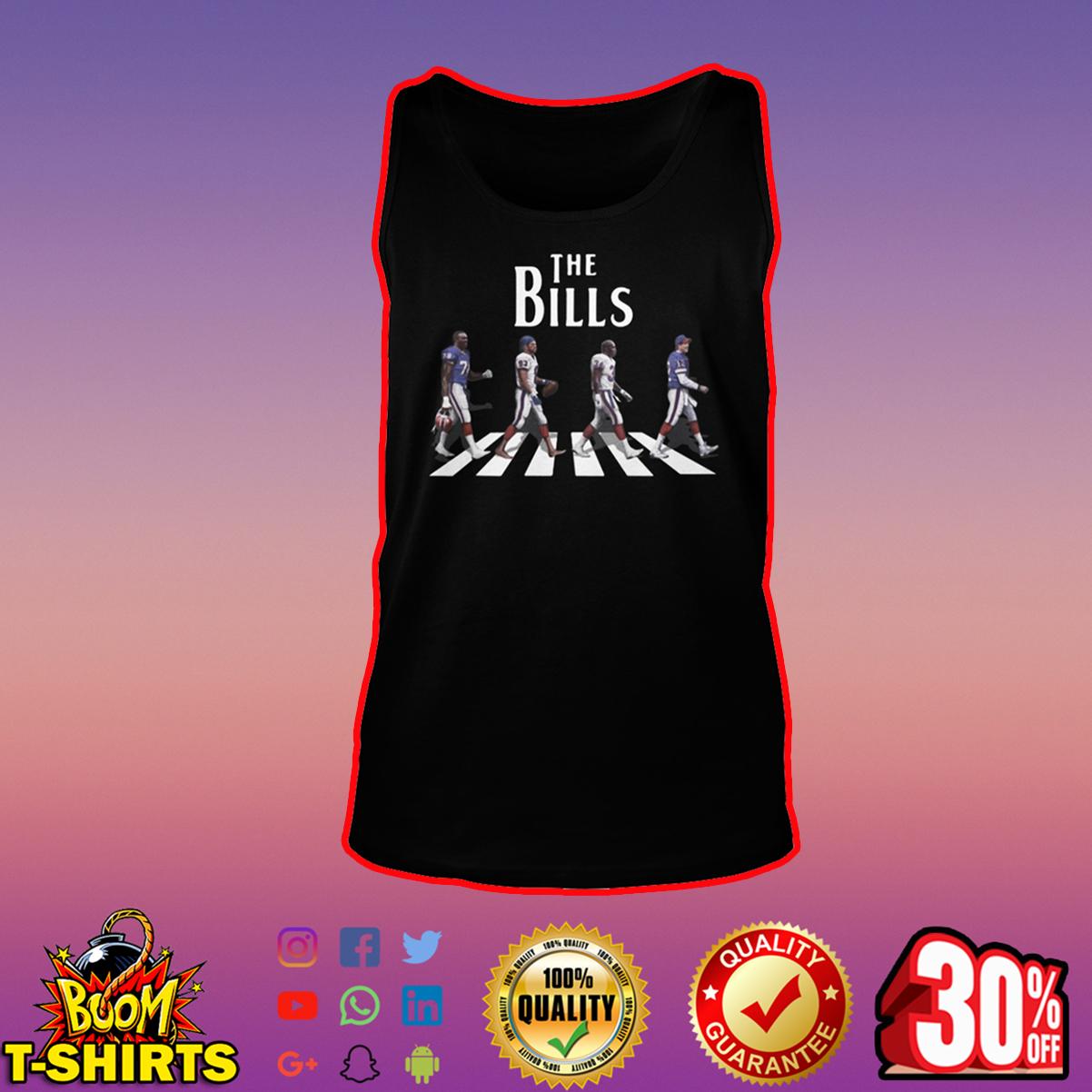 The Bills Abbey Road tank top