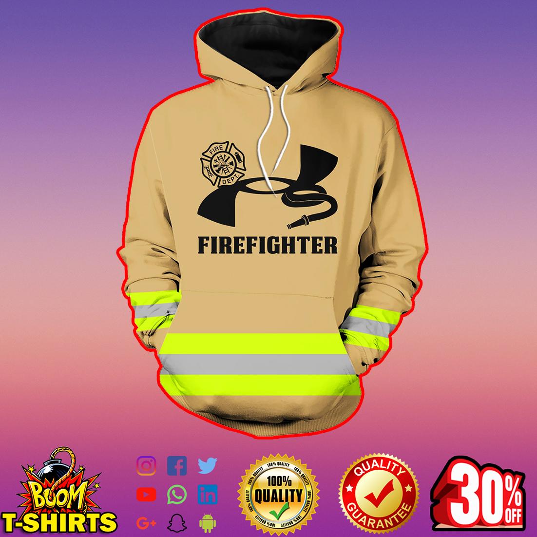 Under Armour Firefighter 3D hoodie