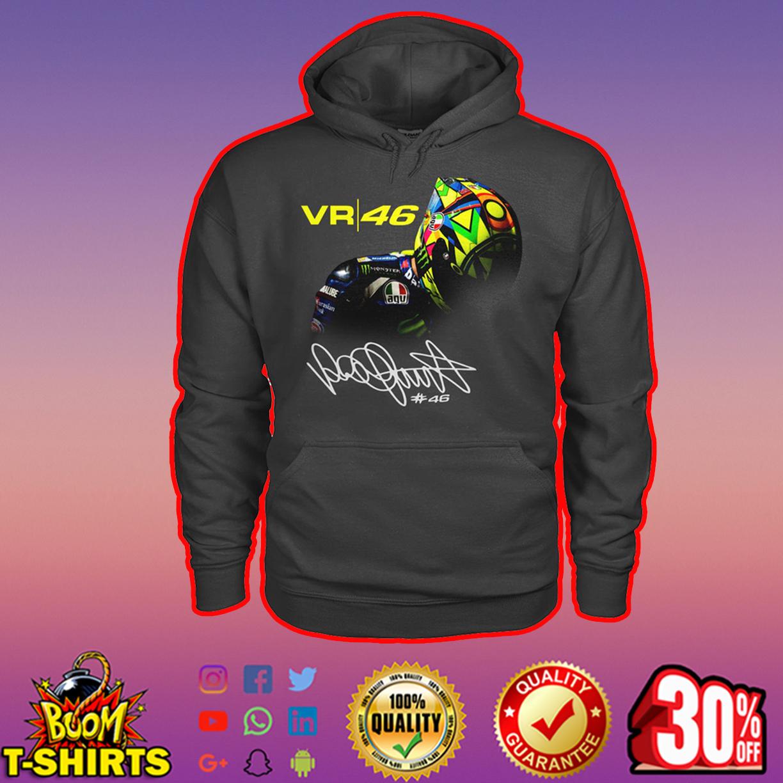 Valentino Rossi VR46 signature hoodie