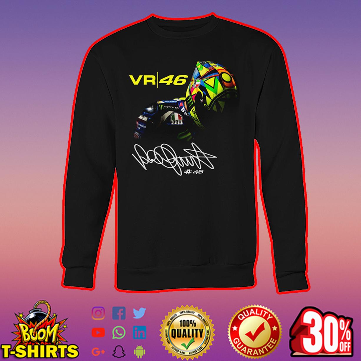 Valentino Rossi VR46 signature sweatshirt