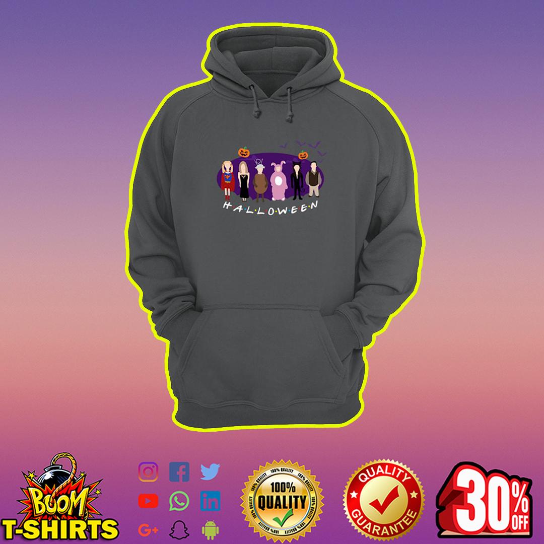 Friends Parody Halloween hoodie
