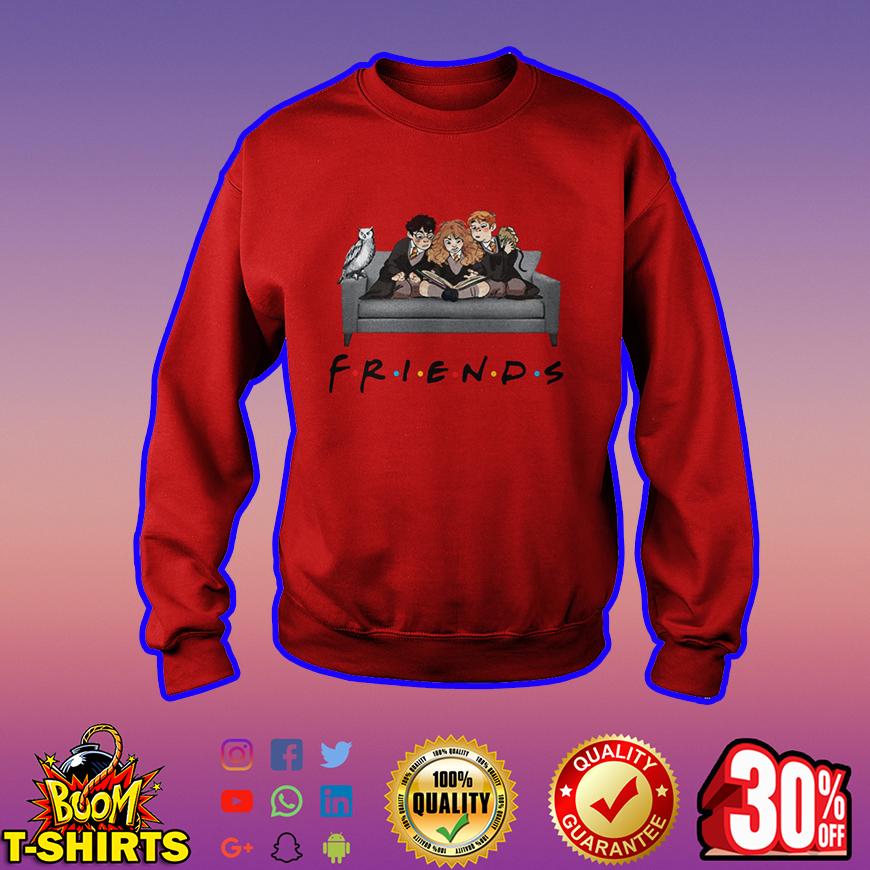 Harry Potter friends TV show sweatshirt