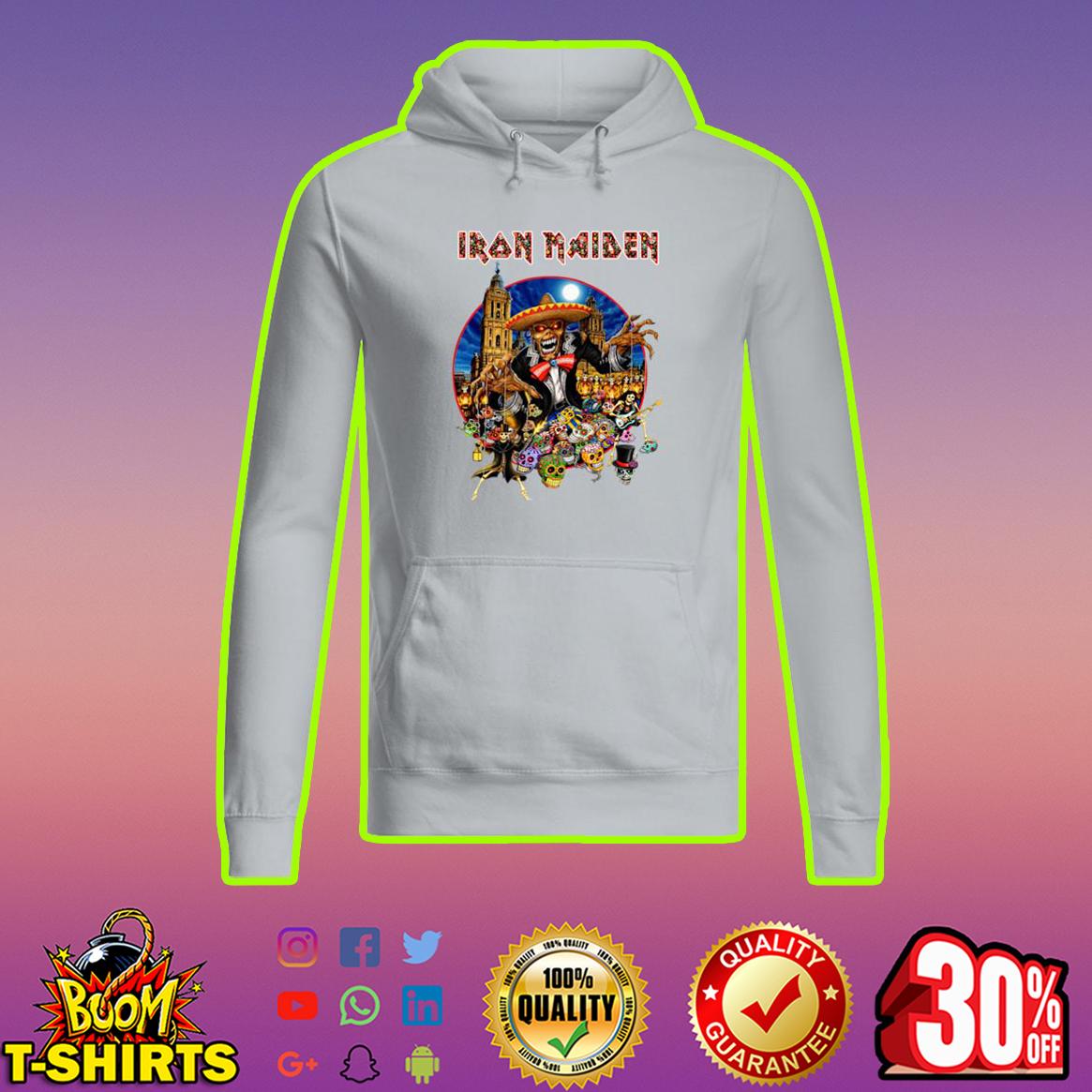 Iron Maiden Skull hoodie