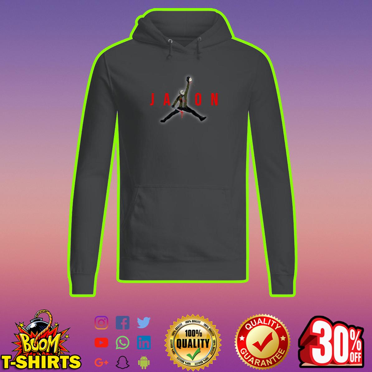 Jason Voorhees Jumpman Air Jordan hoodie